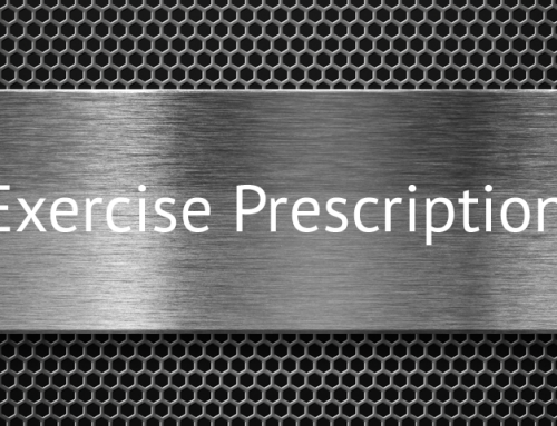 Exercise Prescription and Diabetes